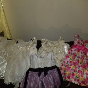 5 beautiful toddler dresses